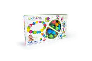 Lalaboom Lalaboom - Educatieve kralen & accessoires (36stuks)