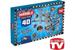 Knikkerbaan Marble Racetrax - Circuit Set 40