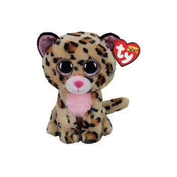 Ty Beanie Boo's Small - Livvie het luipaard