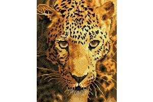 Diamond Dotz Diamond Dotz - Jaguar Prowl 35,5x27,5 cm
