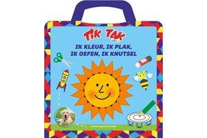 Standaard Uitgeverij Tik Tak - Ik kleur, ik plak, ik oefen, ik knutsel