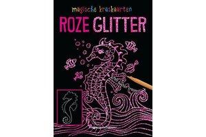 Standaard Uitgeverij Magische kraskaarten - Roze glitter