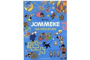 Standaard Uitgeverij 100 spelletjes -Jommeke