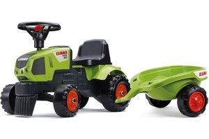 Falk Falk Traktor + remorque Claas Axos 310
