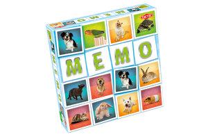 Tactic Memo - Huisdieren