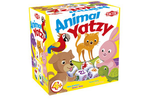 Tactic Animal Yatzy