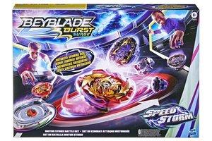 Hasbro Beyblade Speedstorm Motor Strike Batlle set