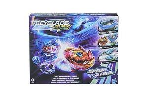 Hasbro Beyblade Speedstorm Volt Knockout Battle Set