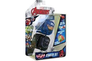 Boti Marvel Avengers Battle Cube - Captain America vs. Black Panther