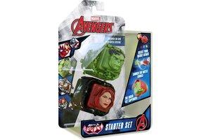 Boti Marvel Avengers Battle Cube - Hulk vs. Black Widow