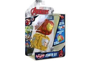 Boti Marvel Avengers Battle Cube - Iron Man vs. Thor