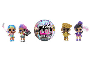 MGA Entertainment L.O.L. Surprise! Movie Magic Doll - 1 exemplaar