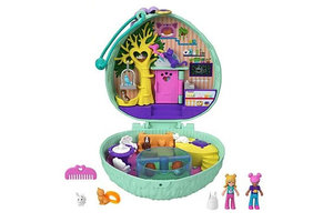 Polly Pocket Polly Pocket Big Pocket World - Hedgehog Cafe Compact