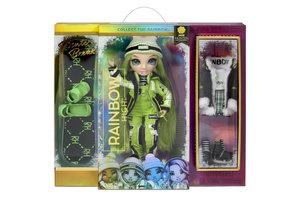 MGA Entertainment Rainbow High Winter Break Fashion Doll - Jade Hunter