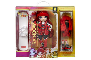 MGA Entertainment Rainbow High Winter Break Fashion Doll - Ruby Anderson