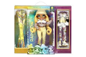 MGA Entertainment Rainbow High Winter Break Fashion Doll - Sunny Madison