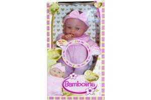 Bambolina Pop Amore 26 cm Soft Doll met 4 Melodieën - assortiment