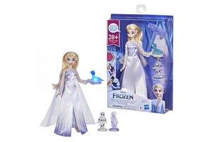 Hasbro Disney Frozen II - Pratende Elsa en vrienden