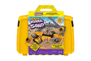Spin Master Kinetic Sand - Bouwplaats