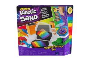 Spin Master Kinetic Sand - Sandisfactory Set