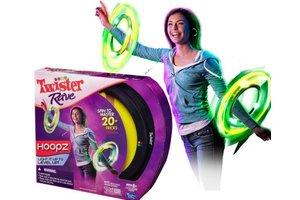 Hasbro Twister Rave Hoopz