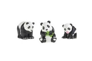 Fisher-Price Little people pandafamilie