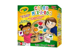 Crayola Color Mix-a-Roo crayola