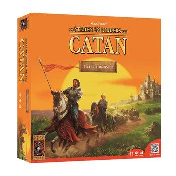 999 Games De Kolonisten van Catan - Uitbreiding Steden en Ridders(uitbreidingsset)