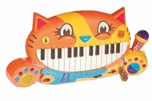B. toys Muzikale pianopoes