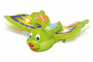 Playgo Vlinder met geluid en licht