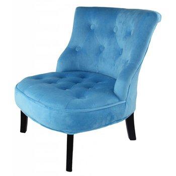 Kinderstoel blauw