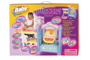 Winner Toys speel en beweeg verzorgingscenter