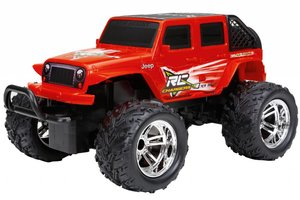 New Bright Jeep Rood RC Chargers