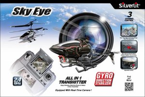 Silverlit Sky Eye outdoor Helicopter RC