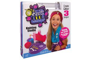 Spin Master Knits Cool breimachine
