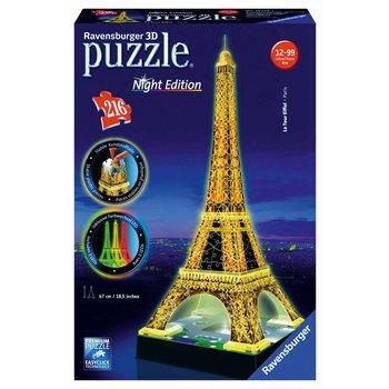 Ravensburger 3D puzzel Eifeltoren Night edition
