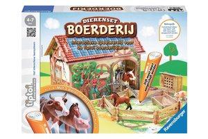 Ravensburger Tiptoi Dierenset boerderij