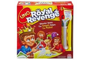 Mattel Uno Royal revenge
