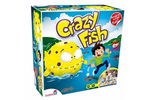 Asmodee Crazy Fish