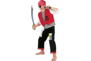 Kostuum Piraat
