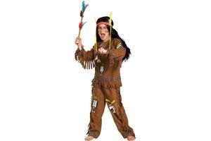 Kostuum Indiaanse Jongen