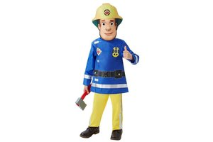 Kostuum Brandweerman Sam Toddler