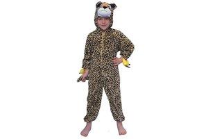 Kostuum Pluche Luipaard