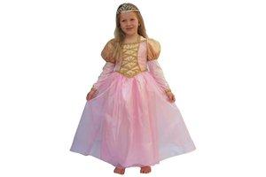 Kostuum Prinses Cathy (roze)