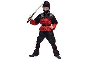 Kostuum Ninja Blackbelt