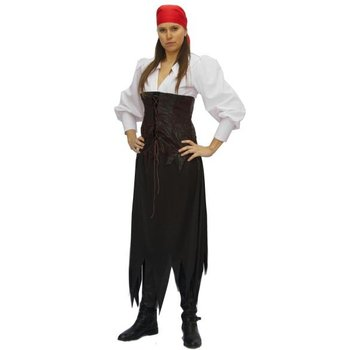 Kostuum Piraat Vrouw