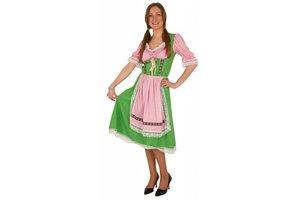 Kostuum Tiroler Vrouw Babette