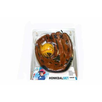 Angel Hockeybalhandschoen + bal