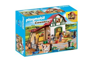 Playmobil PM Country - Ponypark 6927
