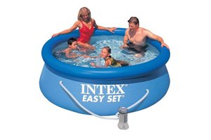 Intex Easy Pool 244 x 76 cm met filterpomp